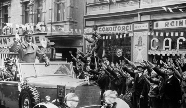 Nazi Leaders Sent a Five-Man Team on Covert Mission to Find out the Source of the Aryan Race
