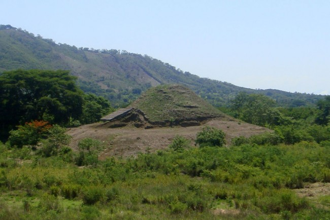 Massive Maya Pyramid Found in El Salvador is one of oldest Natural Disaster Shelters Built Millennias Back in the Past