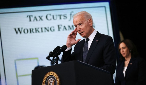 David McRae Joins Other State Leaders in Accusing Joe Biden's American Families Plan as Largest Data Mining Exercise