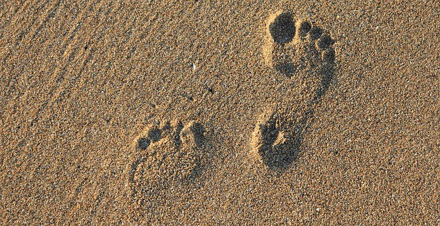 Footprints Found in New Mexico Pre-dates Evidence of Human Presence in the Americas by 13,000-Years Rewrites Known History