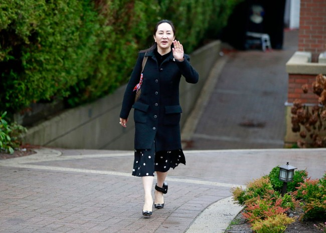 China Hails For Return of Huawei CFO Meng Wanzhou After Agreement With US; Release Offers Chance To Reset Bilateral Relations