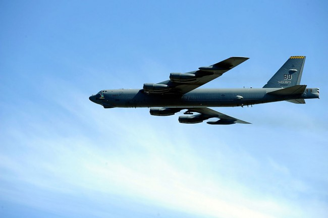 Tensions Gets Amped When Russian Jets Scrambled To Intercept American B-52 Close to Air Defense Identification Zone