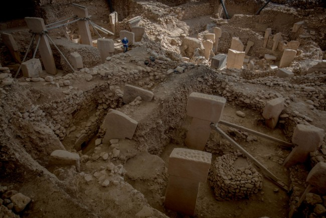 Karahantepe has Similarities to Gobekli Tepe Both Built by a Culture living in Turkey 11,000-Years-Ago is an Ancient Mystery