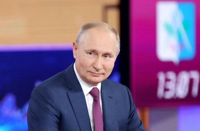 Russia Sends More Gas To Europe To Ease Escalating Energy Crisis; Is Vladimir Putin Using Supply as Weapon?