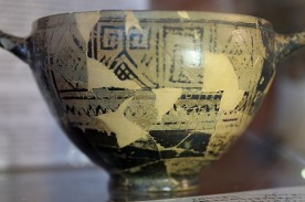 The Tomb of Nestor's Cup Mystery has a Revealed the Ashes have a Story to tell from 2,800 Years Ago
