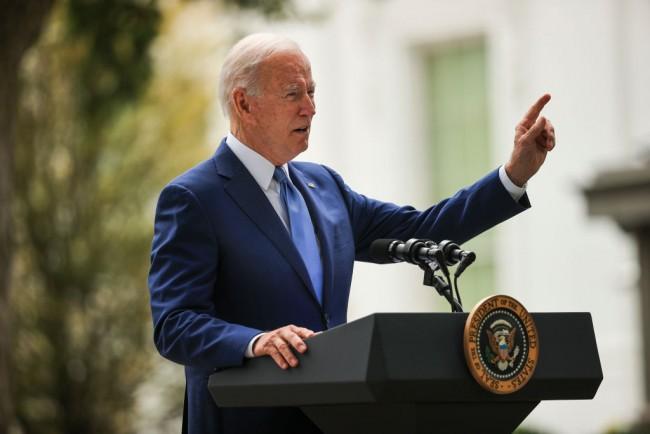 President Biden Delivers Remarks On Restoring Protections For National Monuments