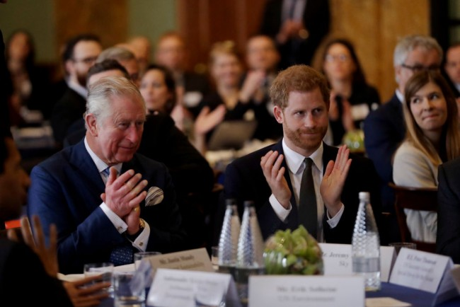 The Prince Of Wales Attends 'International Year Of The Reef' 2018 Meeting