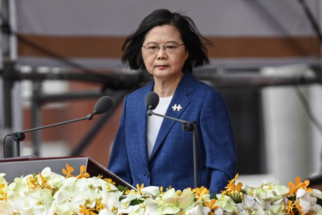 """Taiwan Will Not Bow To Pressure From China as President Tsai Ing-wen Pledges To Do """"Utmost"""" To Defend The Country"""