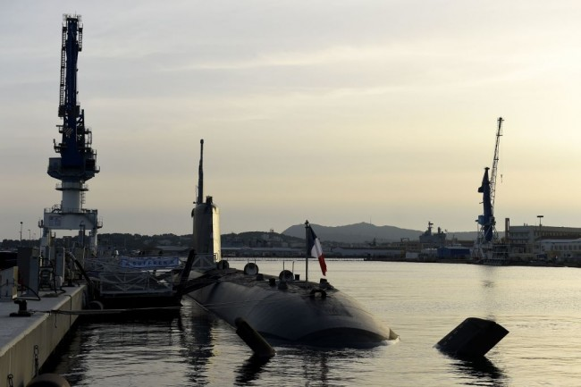 The French Barracuda Attack Submarine is Small and Nuclear Powered with Upgrades to Make it Dangerous to other Vessels
