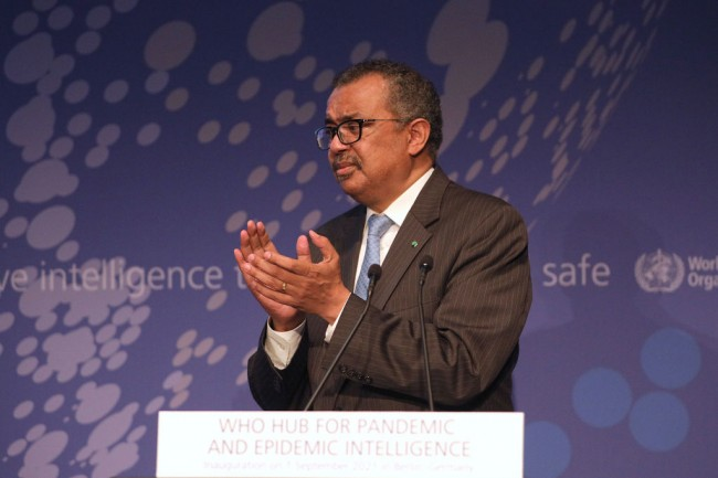 WHO Hub for Pandemic and Epidemic Intelligence Opens In Berlin