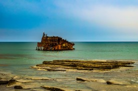 Origin of Shipwrecked Remains in Daugavgrīva Beach Might be Lost Royal Navy Ship at Least Two Centuries Old