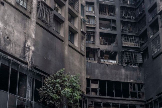 Taiwan Residential Building Fire Kills At Least 14