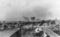 WW2 Ghost Ships of Iwo Jima Raised from the Sea After Volcanic Tremors Caused the Seabed to Rise
