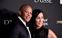 Nicole Young Serves Divorce Paper To Dr. Dre During Grandmother's Funeral Amid Bitter Court Battle
