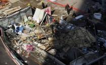 Over 20 Injured In Shenyang Underpass Gas Explosion