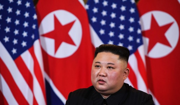 North Korea Tests Nuclear Missiles From Submarine, Train; Accuses US, UN of Tampering with Dangerous Time Bomb
