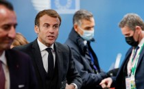 Macron Says Global Oil System Needs to be Stabilize or Transition to Renewable Energy will be Compromised