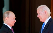 Vladimir Putin Defends Joe Biden's Decision To Withdraw US Troops From Afghanistan as Russia Ponders on Removing Taliban From Terrorist List