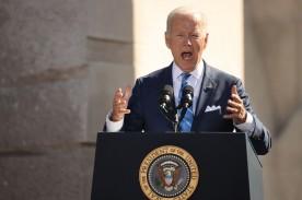 President Biden Attends Ceremony For 10th Anniversary Of MLK Jr. Memorial